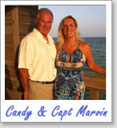 Captain Marvin & Candy