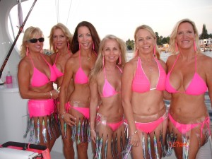 KDW Tournament Fish For a Cure Blue Water Babes