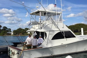 Jupiter, Stuart, Bahamas Charters - Split and Shared Charters